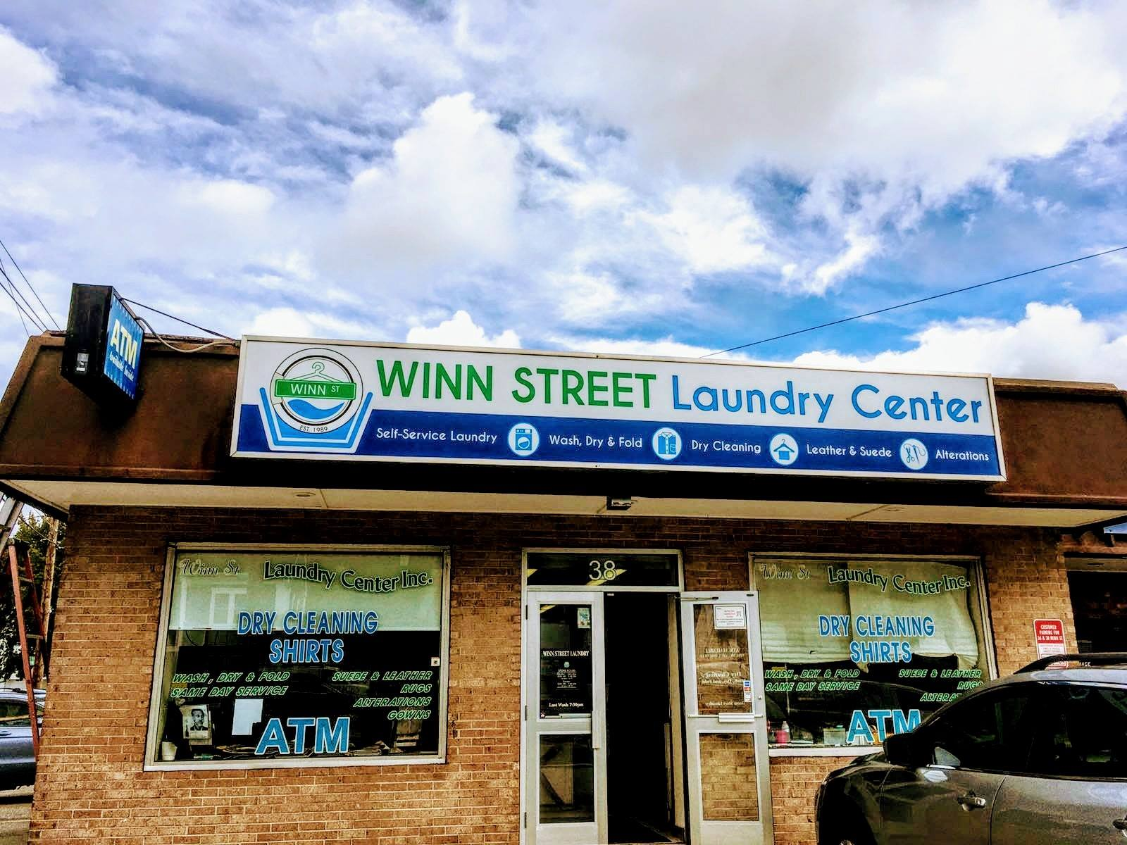 Winn Street Laundry Center