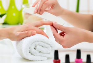Nail Salon Laundry Service