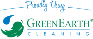 Proudly Using GreenEarth Cleaning